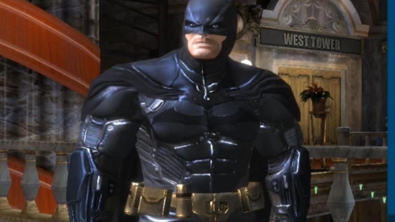 Batman: Arkham Origins -- Dark Knight Batman Suit [HD ...