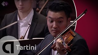 Giuseppe Tartini: Devil's Trill Sonata - Ray Chen and Amsterdam Sinfonietta - Live Concert HD