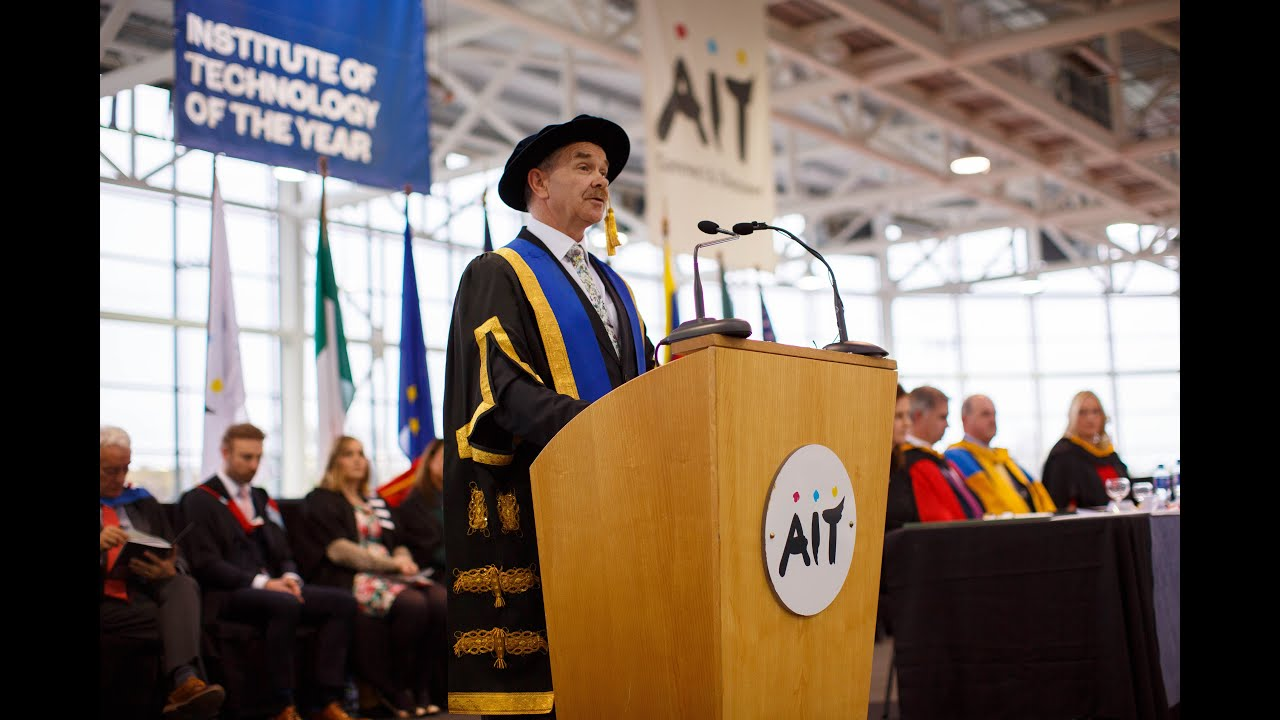 Athlone Institute of Technology Named The Sunday Times Institute of Technology of the Year 2020