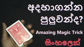 Impress Anyone With This Card Trick | Vro Magic