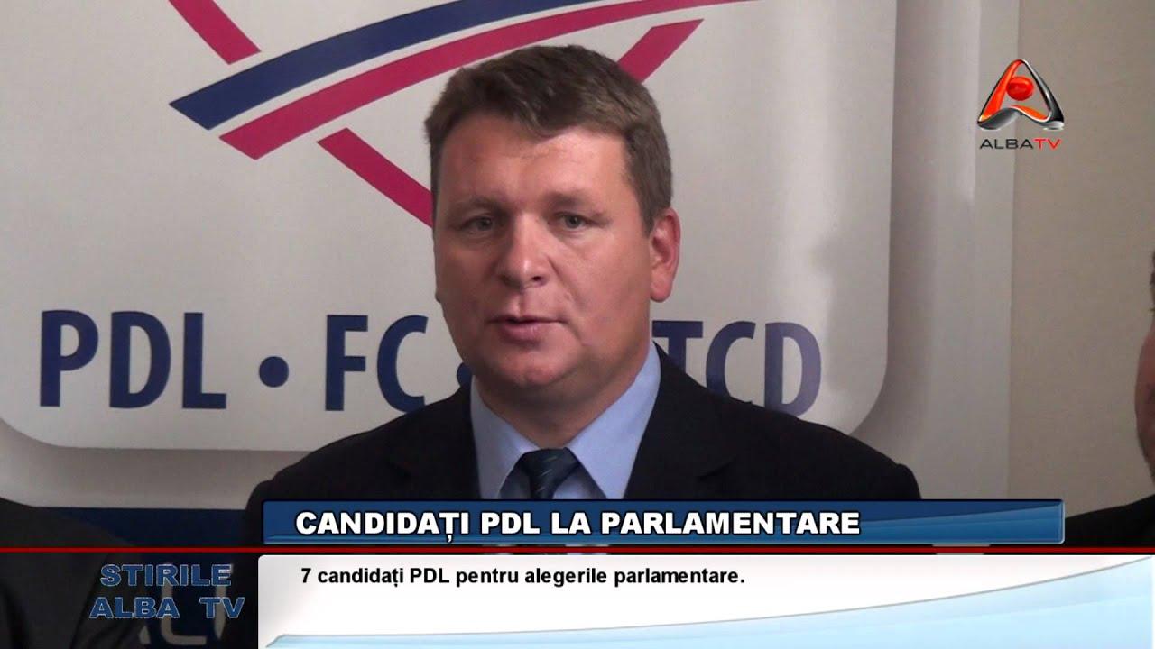 candidati pdl la parlamentare youtube