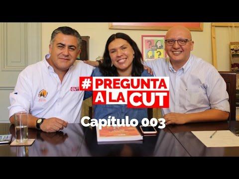 Nolberto Cachorro Díaz, reforma laboral y elecciones CUT | #PreguntaALaCUT 003