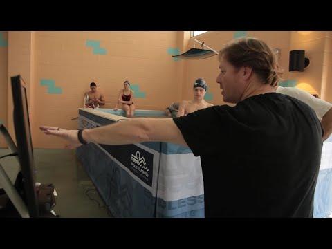 Friends Central School Elite Endless Pool with Glenn Mills