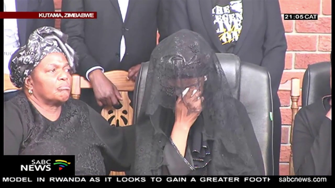 Robert Mugabe finally laid to rest