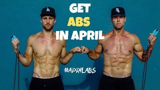 Get Abs In April! (Join Our April Abs Challenge)