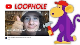 YouTube Went Down (but I found a loophole)