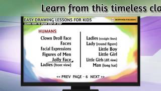 How to Draw DVD Tutorial - Easy Drawing Lessons for Kids