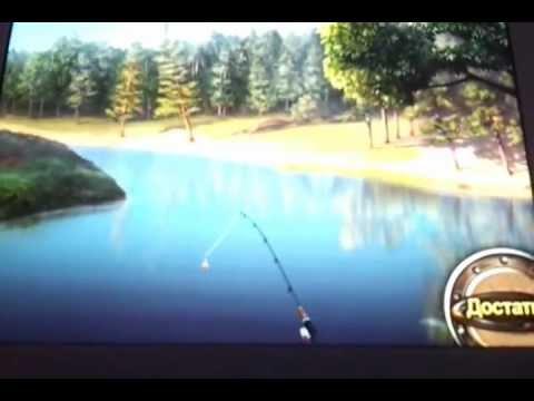 обзор игры gone fishing