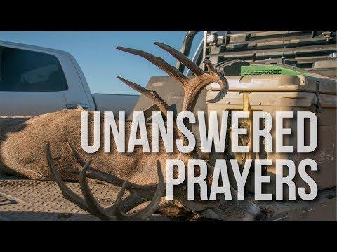 DEER HUNTING IN OKLAHOMA | Unanswered Prayers