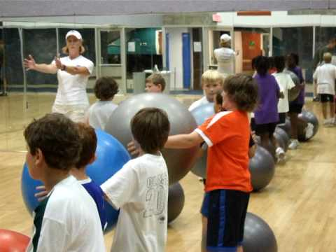 Five Seasons Family Sports Club (Northbrook, IL)-Youth Training in Action