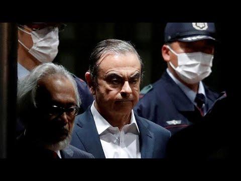 سنة مضت على احتجاز كارلوس غصن في اليابان في انتظار محاكمته خلال أشهر…  - نشر قبل 56 دقيقة
