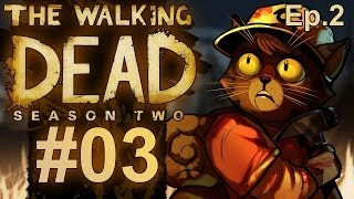 "The Walking Dead Season 2: Episode 2 ""A House Divided"" Walkthrough Part 3 - An Old Friend"