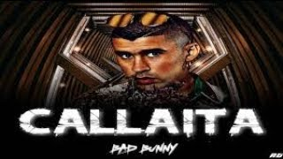 Callaita - Bad Bunny X Tainy ( LYRICS)