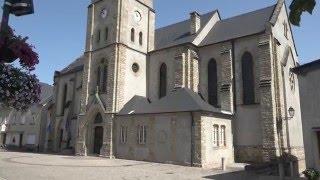 Luxemburg - Moseltal - Machtum - Meechtem