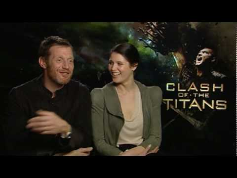 Gemma Arterton and Jason Flemyng Talk Clash Of The Titans | Empire Magazine