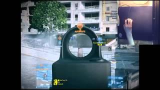 BF3 jikA - Full Gameplay Bazar Handcam - Pro play