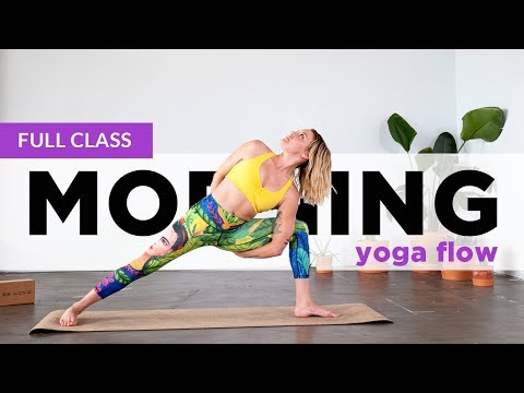 The Perfect Yoga Class for Monday Morning