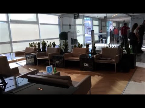 Turkish Airlines Istanbul Atatürk Airport Domestic CIP Lounge