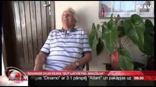 """""""Būt latvietim. Brazīlija"""", intervija ar Egīlu Zariņu"""