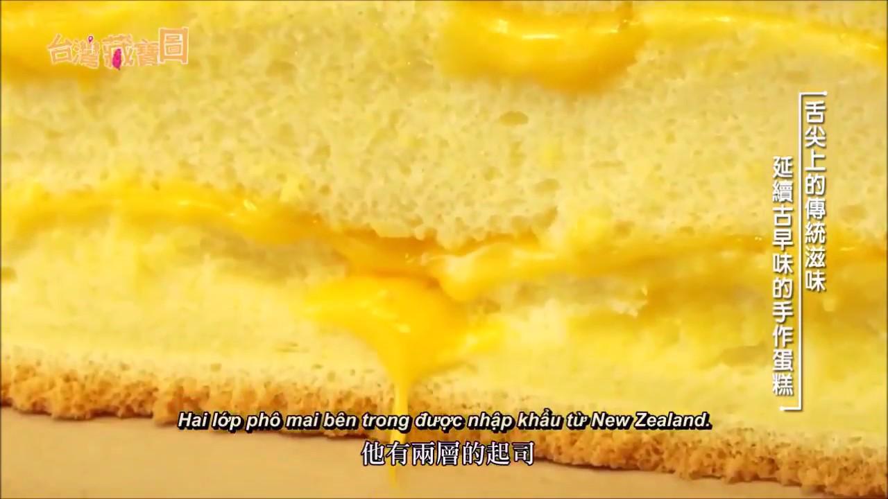 Grand Castella – Nơi ra đời của những chiếc bánh bông lan khổng lồ.