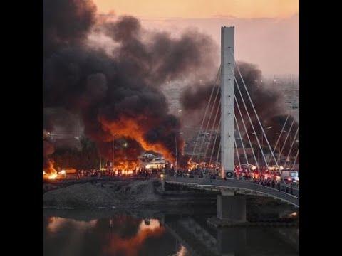 قتيلان بتظاهرات بغداد واقتراب مهلة الحكومة من نهايتها  - نشر قبل 6 ساعة