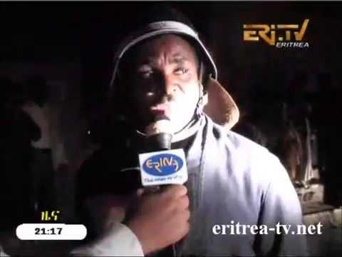 Eritrean Fire breaks out in wood company of Asmara - Santa Otto