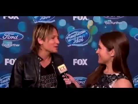 Keith Urban Explains His Emotional Reaction to Kelly Clarkson's 'American Idol' Performance