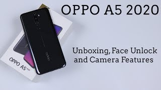 OPPO A5 2020 [Mirror Black] - Unboxing and a Quick Product Tour