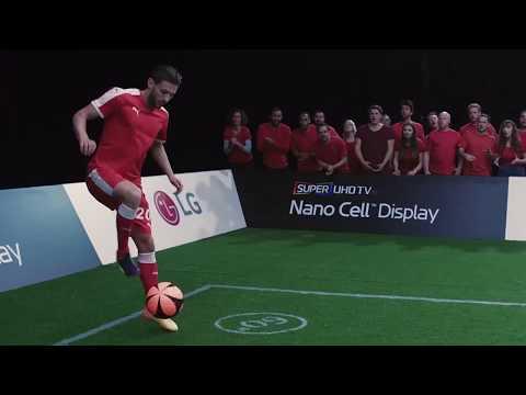 LGnewintroSteven Gerrard vs Adam Lallana - LG Nano Cell TV! #ad