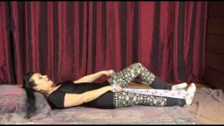 Занятие для укрепления мышц ног и рук, Г.Н. Гроссманн