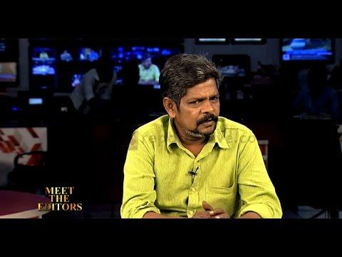 Meet The Editors With Actor Aristo Suresh│Reporter Live