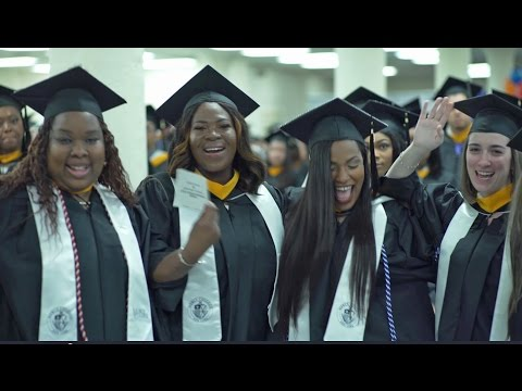 Mercy College Commencement 2017 Highlights
