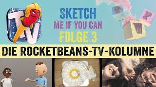 15 Minuten mit Luksan Wunder auf Rocket Beans TV (F3: Im Westen was Altes)