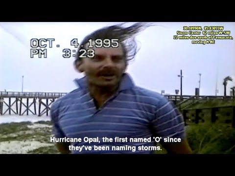 19951004 Hurricane Opal, Panama City, Florida