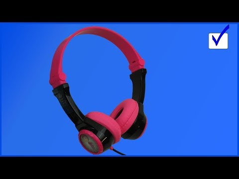 Small Headphones For Small Heads: JLab JBuddies Folding Kids Headphones Review