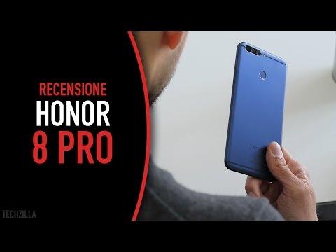 Honor 8 Pro Recensione | Convince come il suo fratello minore