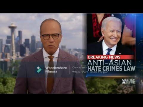 Covid 19 Hate Crimes Bill But No Police Reform Bill