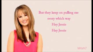 Debby Ryan - Hey Jessie (Jessie Theme Song) With Lyrics
