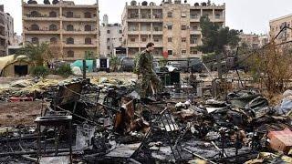 الإثنين الأسود..مقتل جنود روس على يد الثوار شرق حلب..وسقوط طائرة حربية روسية بالبحر المتوسط-تفاصيل