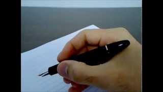 montblanc 146 (análise de caneta tinteiro - fountain pen review)