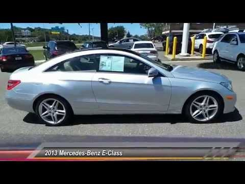 Used 2013 mercedes benz e class e350 coupe minnetonka for Mercedes benz bloomington mn