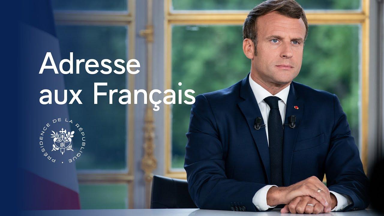 Discurso Presidente - 14 junho 2020