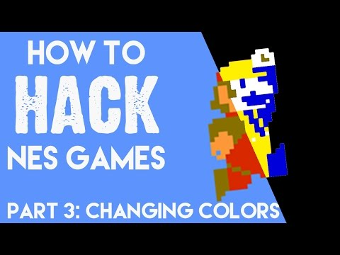 How to Hack NES Games: Editing Colors
