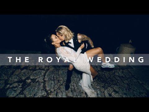 ROYAL WEDDING VLOG: ALI KRIEGER & ASHLYN HARRIS GET HITCHED