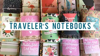 Craft Fair Idea #4:  Micro Traveler's Notebooks | 2018