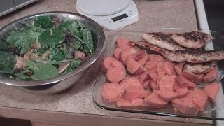 Bro Foods, Noodles, & How To Cook Sweet Potatoes (rvs17)
