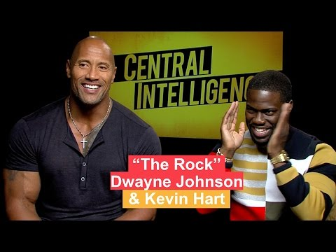 Interview with The Rock and Kevin Hart to Tackle Bullying