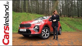 2019 Kia Sportage Review | CarsIreland.ie