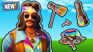 FORTNITE NEW FAR OUT MAN SKIN & DREAMFLOWER SKIN! FORTNITE ITEM SHOP UPDATE! DAILY ITEM SHOP UPDATE!