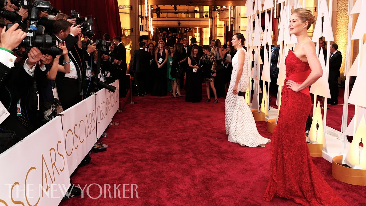 How Gender Politics Play Out on the Red Carpet | The New Yorker